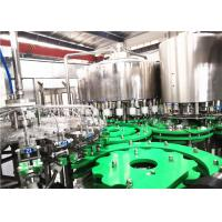 Buy cheap Beverage Liquid Glass Bottle Filling Machine 500ml Juice Processing And Production from wholesalers