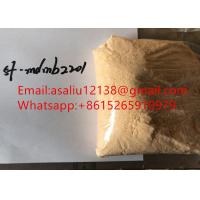 Buy cheap Orange Dried powder 5FMDMB2201 5F-MDMB-2201 5fmdmb2201 Factory supply 99%purity 5fmdmb2201 in stock white powder from wholesalers