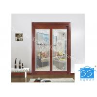 Buy cheap Privacy Glass Slider Doors For Home Decor IGCC IGMA Certification from wholesalers