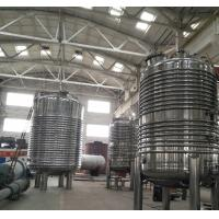 Buy cheap Chemical Stainless Steel Coil Heat Exchanger In Petroleum Refinery 380v from wholesalers