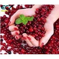 Buy cheap Beauty Effect Cranberry Extract Powder , Natural Fruit Extract Powder For product