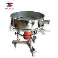 Buy cheap Double Deck Rotary Vibrating Screen High Precision For Plastic Granule from wholesalers