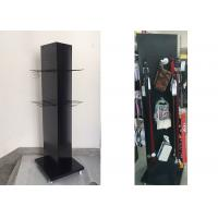 Buy cheap 3 Sides Pegboard Display Stand / Triangle Metal Peg Wall Display Rack from wholesalers