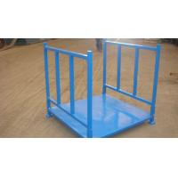 Buy cheap foldablle storage steel stacking rack from wholesalers