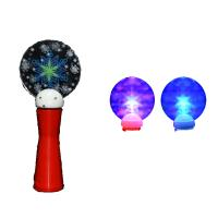 Buy cheap Children  Flashing Spinner Toy Glow In The Dark 5 LED Lights Party Decoration from wholesalers