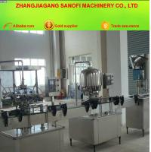 China Automatic Liquid Plastic Bottle Filling Machine Perfect Performance on sale
