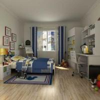Buy cheap E0 Grade Children's Bedroom/Wooden/Printing Furniture, Home Product, Safe and Healthy from wholesalers