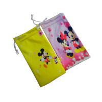 Buy cheap microfiber sunglasses pouch for kids from wholesalers
