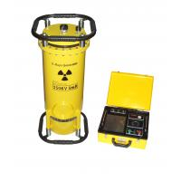 Buy cheap Penetration 39mm 250kv Portable X-Ray Flaw Detector Directional Radiation from wholesalers