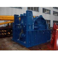 China 60 to 200T Electric or Hydraulic Anchor Handling Towing Winch For Ship on sale