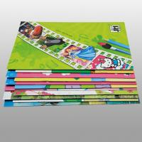 Buy cheap Kids Saddle Stitch Printing With Spiral Binding , Teaching English Children Books from wholesalers