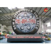 Buy cheap Attractive Outdoor Inflatable Model , Exhibitions Inflatable Tire Advertising from wholesalers