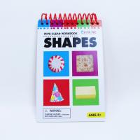 Buy cheap 11 Sheets Wipe Clean Workbook Collection Shape Cards 108x165mm from wholesalers