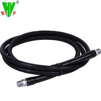 Buy cheap High pressure wire braided rubber hose for sale hydraulic jack hose from wholesalers