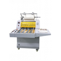 Buy cheap Width 490mm BOPP Thermal Film Roll Laminating Machines Document Use from wholesalers