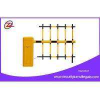 Quality Low Noise Security Arm Barrier Gate System for car parking management for sale