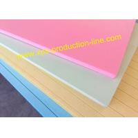 Buy cheap Cargo Truck XPS Insulation / Styrofoam Insulation Sheets Planed Grooved 2400 X 1200mm from wholesalers