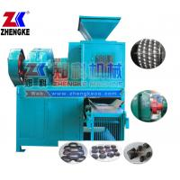 China High capacity up to 30tph iron dust briquette machine on sale