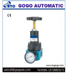Buy cheap High Pressure Air Regulator With Pressure Gauge Inlet Port Thread 1/2 Inch BSP from wholesalers