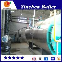 Buy cheap 0.5- 20 T/H Natural Gas Fired Steam Boiler For Medical Industry Customized from wholesalers