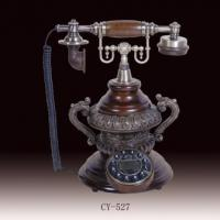 Buy cheap Special vintage style resin antique telephone for gifts from wholesalers