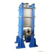 Buy cheap Commercial Welded Plate Heat Exchanger For Sugar Industry With Wide Flow Path from wholesalers
