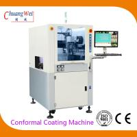 0.02mm Precision Conformal Automated Dispensing Machines IPC + Control Card Manufactures