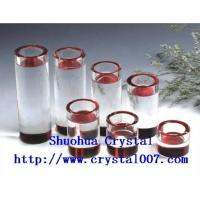 Buy cheap Crystal Candleholder from wholesalers