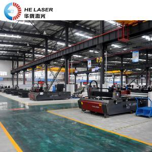Wholesale High Powered Fiber Laser Cutting Machine , Galvanized Steel Sheet Cutting Machine from china suppliers