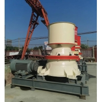 Buy cheap Mining Machinery Mobile 30kw 350mm Hydraulic Cone Crusher from wholesalers
