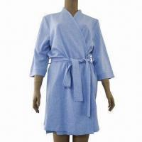 Buy cheap Women's homewear, 100% cotton with single jersey (rich yarn), available in various sizes from wholesalers