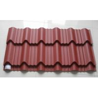 Buy cheap Villa Roof Steel Glazed Tile Roll Forming Machine High Capacity Automatical from wholesalers