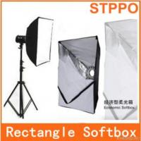 Buy cheap Studio Rectangle Softbox 60x60cm For Studio Flash Light from wholesalers