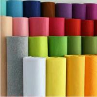 Buy cheap 3mm thickness Non-woven Felt Fabric Polyester Cloth Felts DIY Kindergarten supplies for Sewing Dolls Crafts accessories from wholesalers