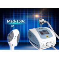 Buy cheap High End 2 Capacitors IPL Hair Removal Machines With 8 True Color Touch Screen from wholesalers