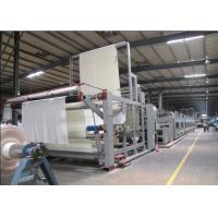 Buy cheap Complete Automation Fabric Stenter Machine Horizontal Rail Type Air Cooling Type from wholesalers