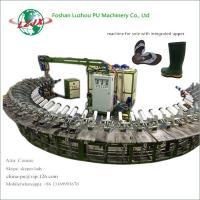 Buy cheap China Machinery Manufacturer Insole and Outsole PU Shoe Sole Pouring Machine from wholesalers