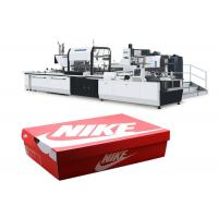 Buy cheap Full Ear Shoe Box Making Machine ZK-660CN , Cell Phone Case Maker Machine from wholesalers