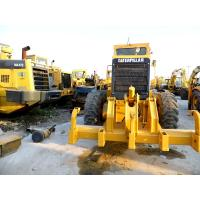 Buy cheap New Paint Caterpillar Used 140h Motor Grader185hp Engine Power 6 Cylinders from wholesalers