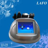 Buy cheap 4 IN 1 Potable Cavitation RF Machine product