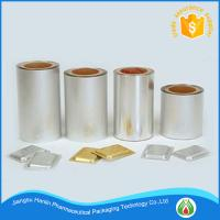 Buy cheap Hsl Coated Aluminium Foil Thermo Sealable Against Pvc Pvdc from wholesalers