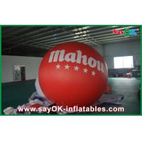 Buy cheap Customize Inflatable Balloons For Advertising / Outdoor Inflatable Helium Balloon Advertising from wholesalers