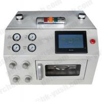 Buy cheap 70KG 200W White screen basic board YS-NC12 Nozzle Cleaning Machine SMT PCB adopts the unique mechanical design from wholesalers