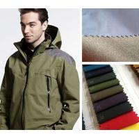 Polyester memory fabric for jacket Manufactures
