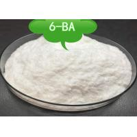 Buy cheap High Quality Plant Growth Promoter 6-BA 6-BAP 6-Benzylaminopurine 99%TC In Agriculture from wholesalers