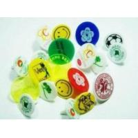 China GOLF BALL MARKER-PLASTIC on sale