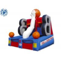 Wholesale Full court Press Basketball Inflatable Sports game for party rental from china suppliers