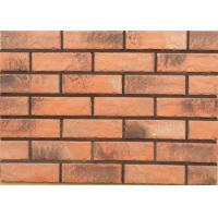 Solid exterior veneer brick wall wear resistance for house building design Manufactures