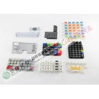 Wholesale Non - Toxic Embossed Custom Silicone Rubber Keypad With FDA And LFGB Standard Factory from china suppliers