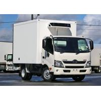 Buy cheap Sandwich Type Rrefrigerated Box Truck Freezer Truck Body Rapid Assembly from wholesalers